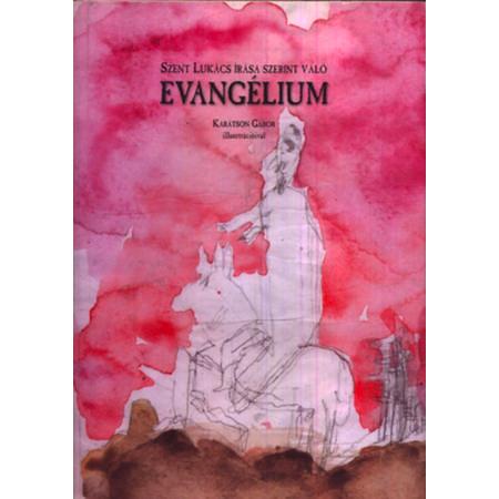 Szent Lukács írása szerint való evangélium